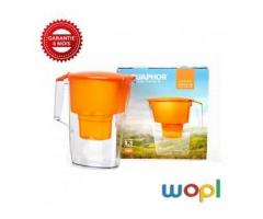 Carafe Filtrante Pitcher Time Orange