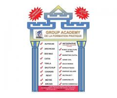 Group Academy de la Formation Pratique
