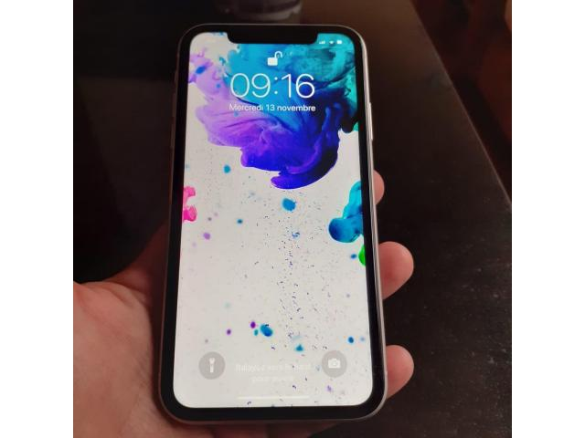 IPhone XR Officiel 64 Go Comme Neuf - 1/1